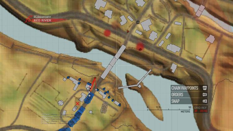 Tactical Map