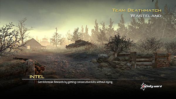 CoD:MW2 multiplayer