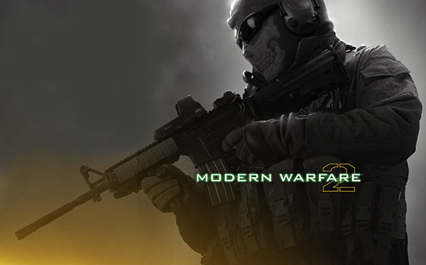 .Call of Duty: Modern Warfare 2