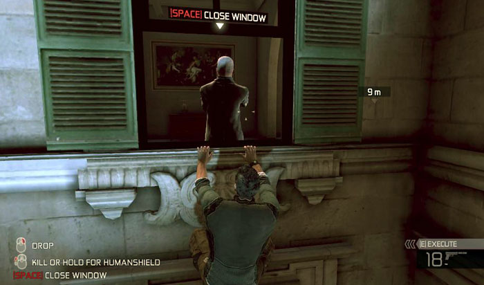 ...it is fun to proximity mine a door and then assault though a window...