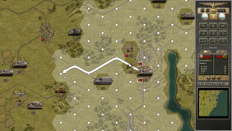panzer corps версия 1.21/sep 10.2013