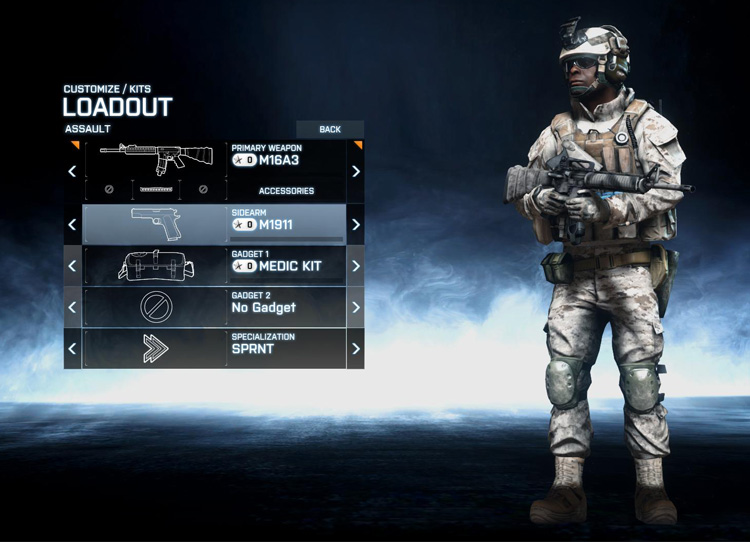 Assault Role in Battlefield 3