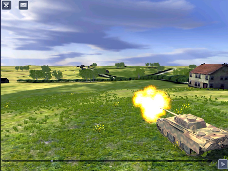 Combat Mission: Touch - Artillery