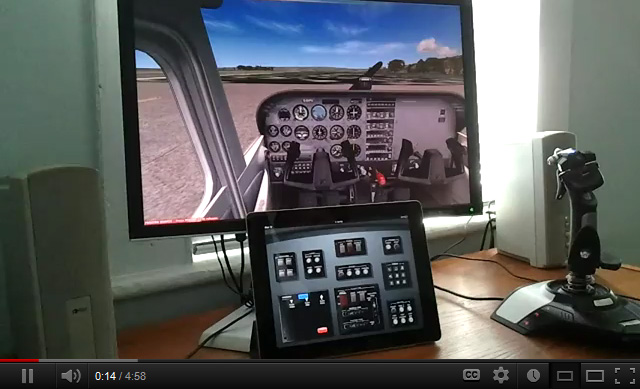 Touch Pilot One Demonstration Video