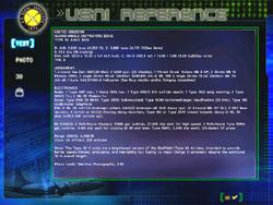 Info Page - USNI Reference