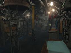 Type VII Control Room.