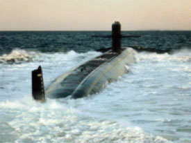 Figure 3 -- SSN705 USS Corpus Christie