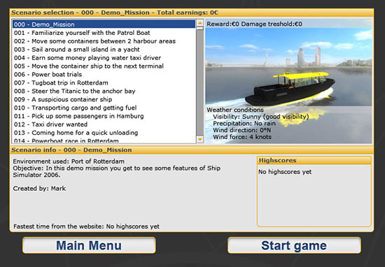 Ship Simulator 2006