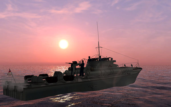 PT Boats: Knights of the Seas