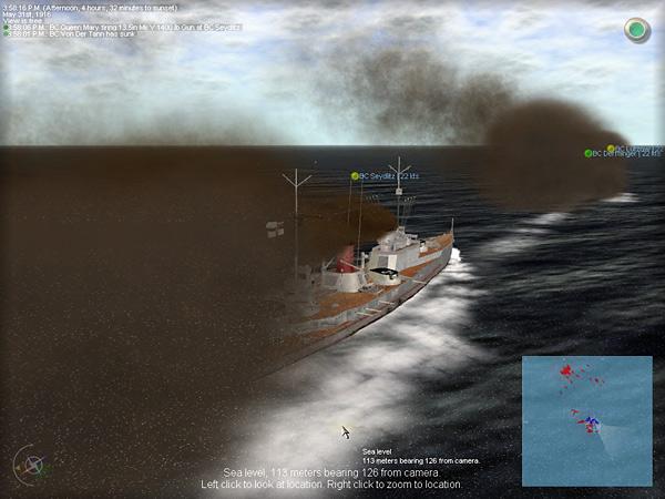 German Battlecrusier