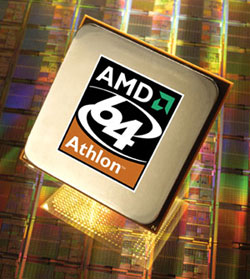 The new AMD Athlon™ 64 3400+