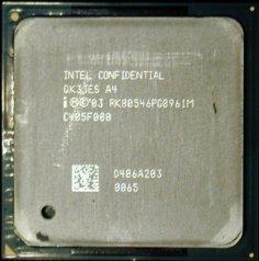 "Intel Pentium 4 3.40E GHz ""Prescott"""