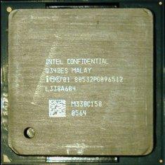 """Intel Pentium 4 3.40GHz """"Northwood"""""""