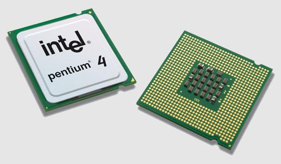 The new Prescott Pentium 4 Processor