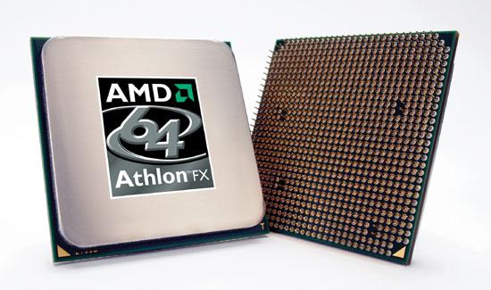 The AMD Athlon 64 FX Processor
