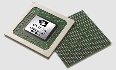 The NVIDIA GeForce 6800 GT Series Chip