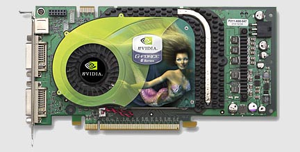 NVIDIA GeForce 6800 GT PCI Express