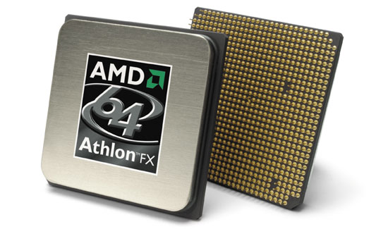 The AMD Athlon 64 FX Processor