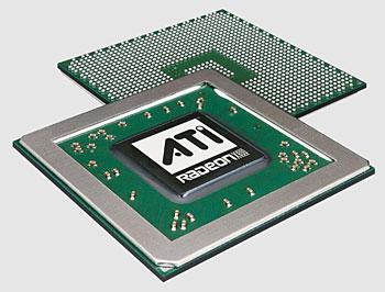 ATi Radeon chip