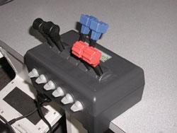 The CH Throttle Quadrant USB.