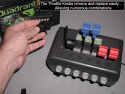 Throttle Knobs