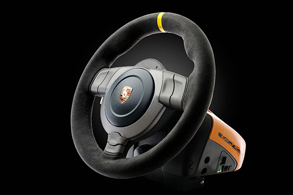 simhq review the fanatec porsche gt3 rs wheel. Black Bedroom Furniture Sets. Home Design Ideas