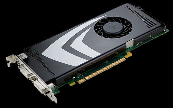 GeForce 9600 GT