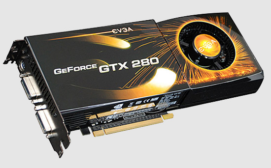 NVIDIA GeForce® GTX 280
