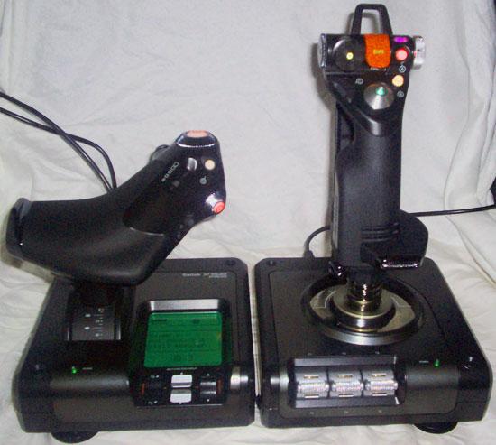 Review: Saitek X52 PRO HOTAS and the Saitek Rudder Pedals