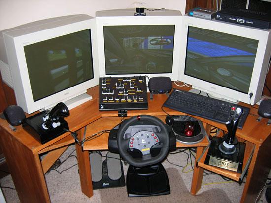 rFactor setup