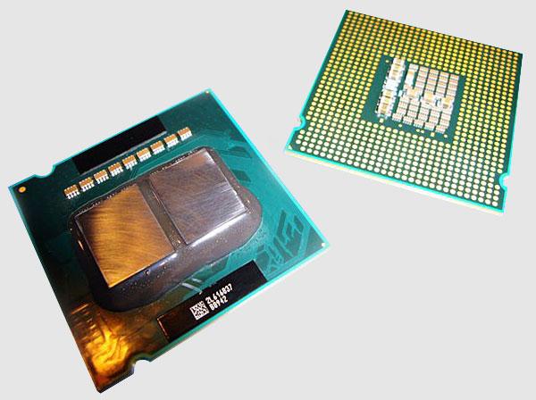 Intel® Core™2 Extreme Quad-Core Microprocessor