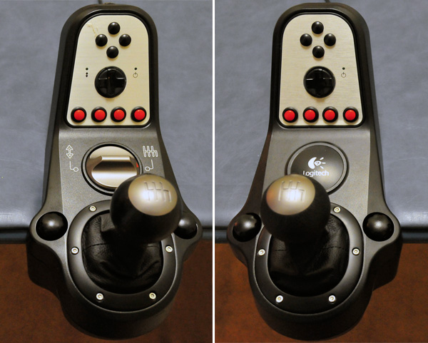 The G25 and G27 Shifters