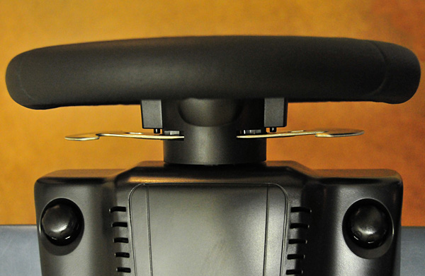 Подрулевые переключатели скоростей G27