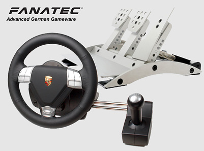 The FANATEC PWTS and Clubsport Pedals