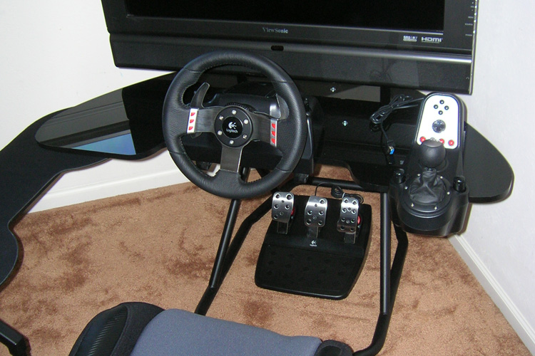 Obutto Ozone Gaming Cockpit Page 7 Simhq