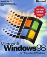 16-bit at its finest: Win98SE
