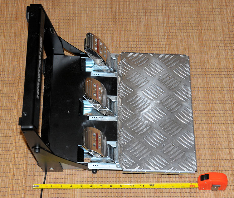 T500RS Pedal Base Side