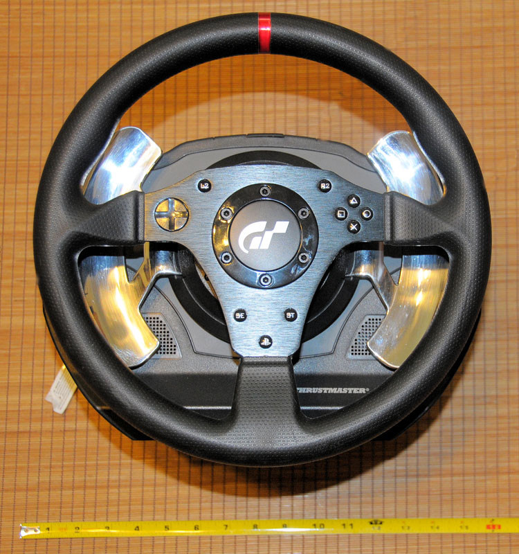 T500RS Wheel Face+ Ruler