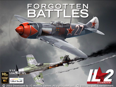 IL-2: Forgotten Battles
