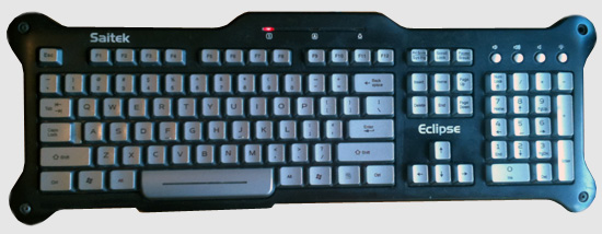 Saitek Eclipse keyboard