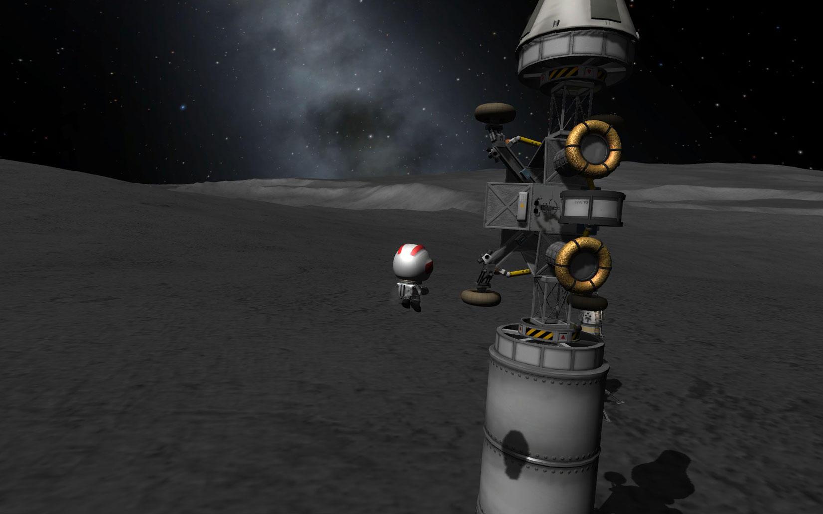 kerbal spaceport - HD1650×1031