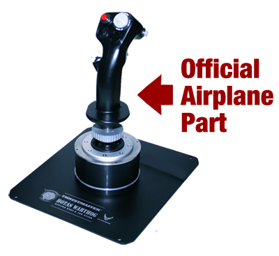 Official Airplane Part