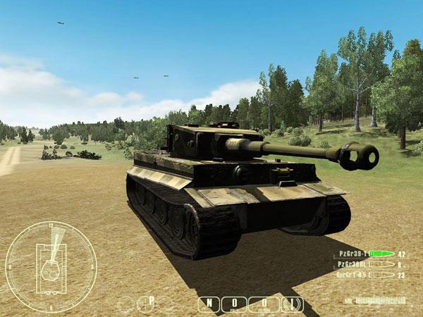 Wwii battletanks: t-34 vs. Tiger скачать торрент бесплатно на pc.