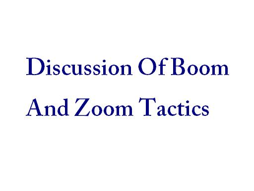 boom and zoom