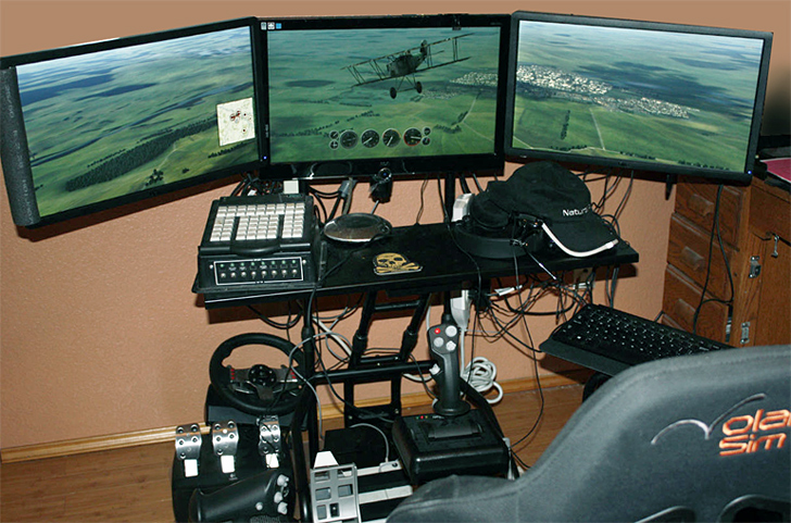 bolcom  Fighting Falcon X  F16 Flight Simulator X Add