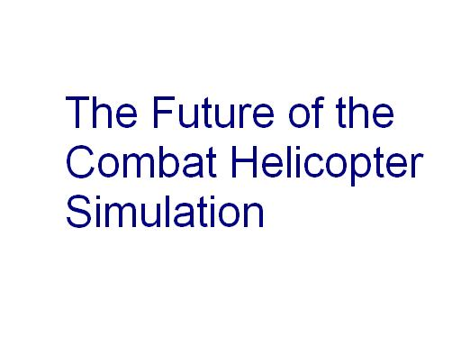 future of combat helicaptor