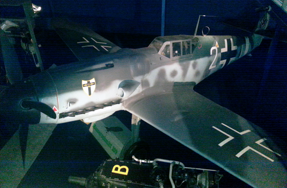 Bf109 at the Smithsonian Air & Space Museum