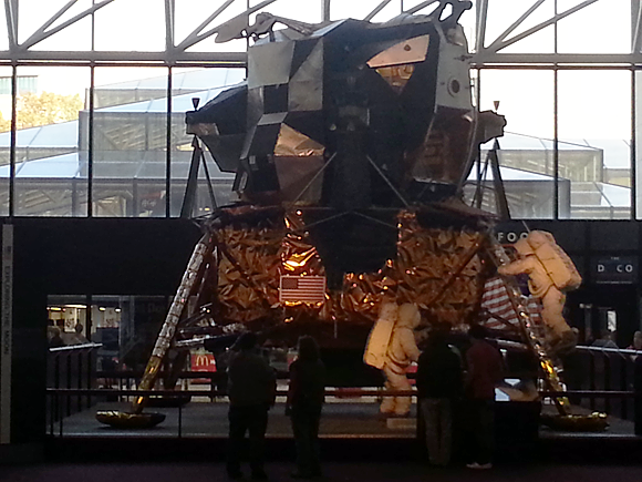 Lunar Lander at the Smithsonian Air & Space Museum