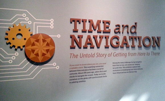 Time and Navigation at the Smithsonian Air & Space Museum
