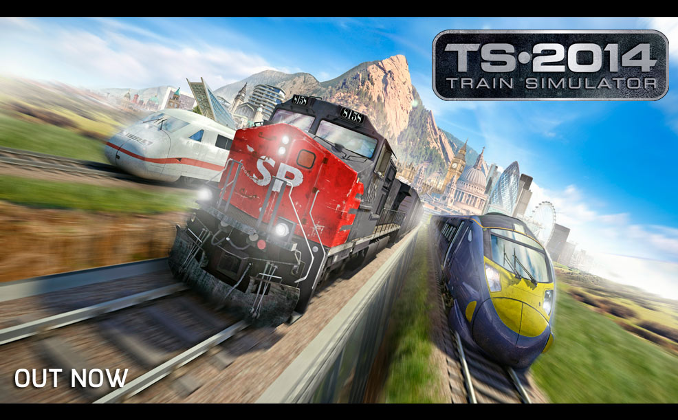 train-simulator-2014
